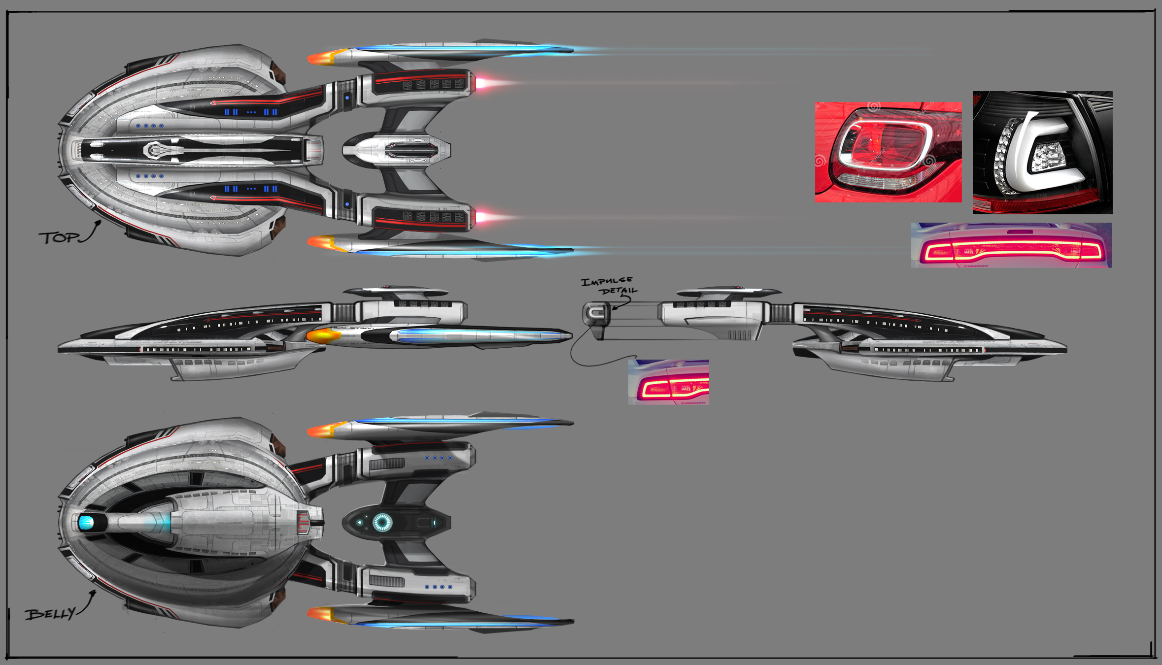 Starship Design With Thomas Marrone Part One Conversations With