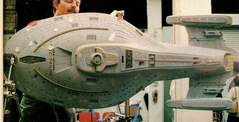 Voyager Studio Model