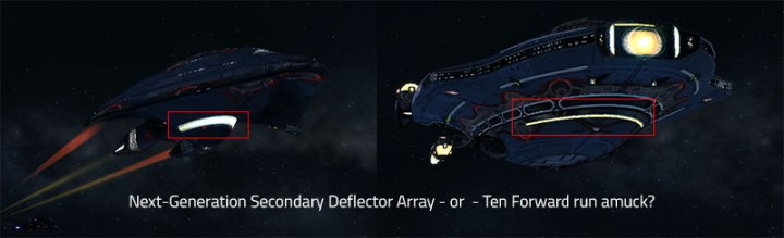 secondary-deflectors