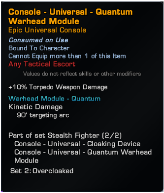 warhead module