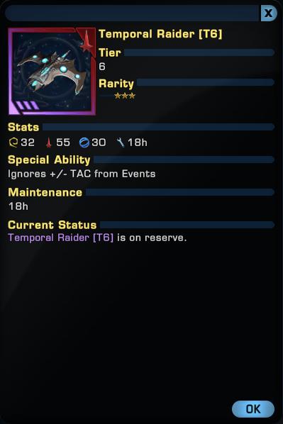temporal raider